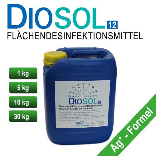 diosol 12 flächendesinfektionsmittel