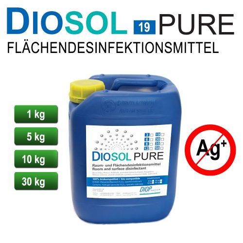 diosol 19 pure flächendesinfektionsmittel