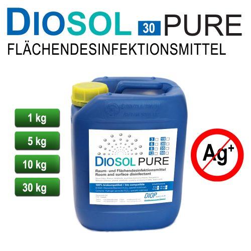 diosol 30 pure flächendesinfektion