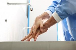 Verbesserung der Händehygiene durch WLAN