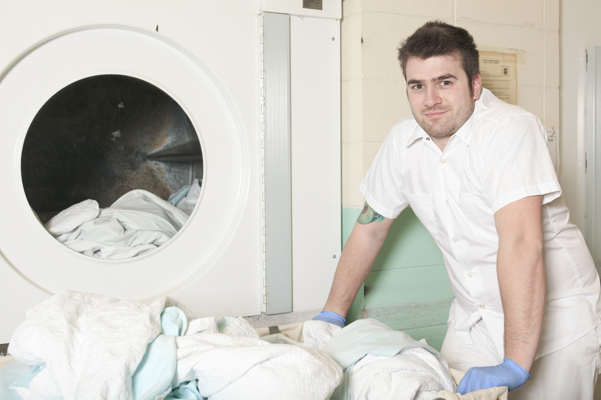 Wäschedesinfektion
