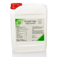 Pliwa San hautpflegende Waschlotion 5 L