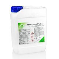Absauganlagendesinfektion Pliwa Mikroclean Plus D 5 L