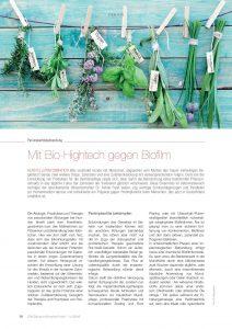 Biofilm Management