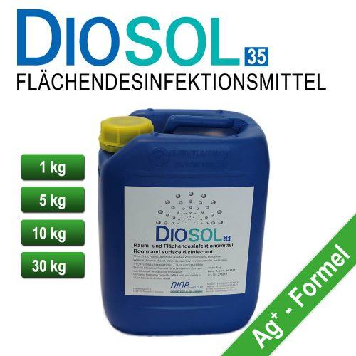 Diosol Wasserstoffperoxid 35