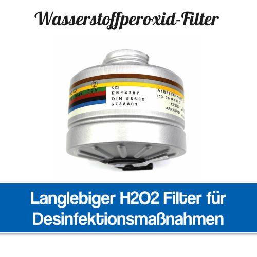 Wasserstoffperoxid Filter