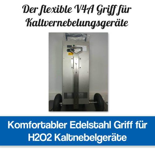 Griff für H2O2 Kaltvernebelungsgeräte