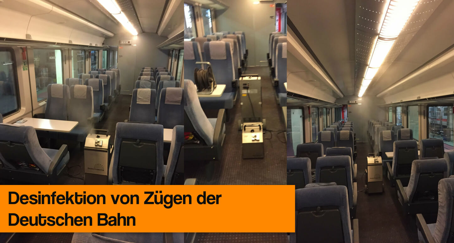 Bahn Dekontamination