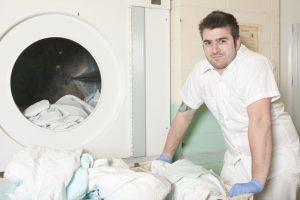 Empfehlung zur Überwachung der Wäschedesinfektion mittels Keimträgern