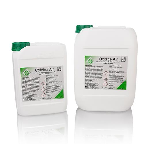Flächendesinfektionsmittel Pliwa Oxidice Air