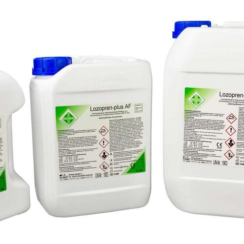 Instrumentendesinfektion Konzentrat: Pliwa Lozopren Plus AF