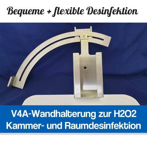 H2O2 Kammerdesinfektion Raumdesinfektion