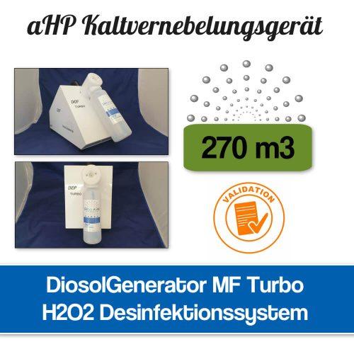 Desinfektionsgerät für Räume