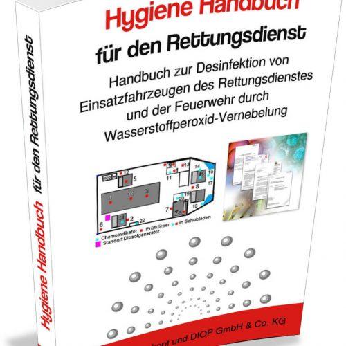 Hygiene Buch für den Rettungsdienst