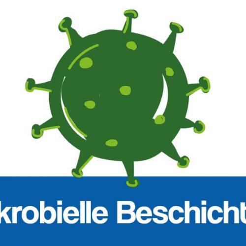 Antimikrobielle Beschichtung von Oberflächen